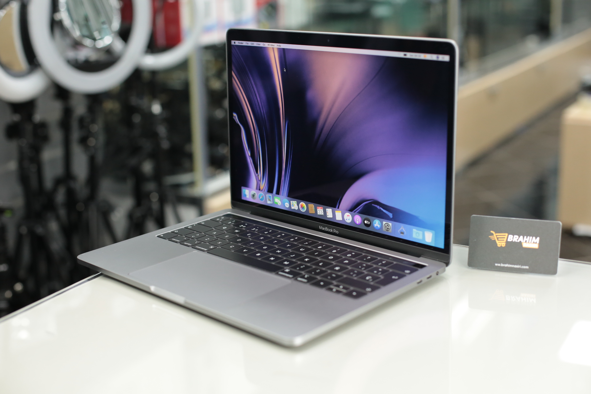 MacBook Pro With Touch Bar (Mid 2019, Space Gray)